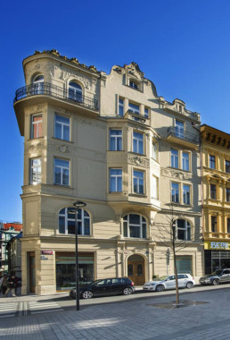 Hotel Golden Crown - Prague
